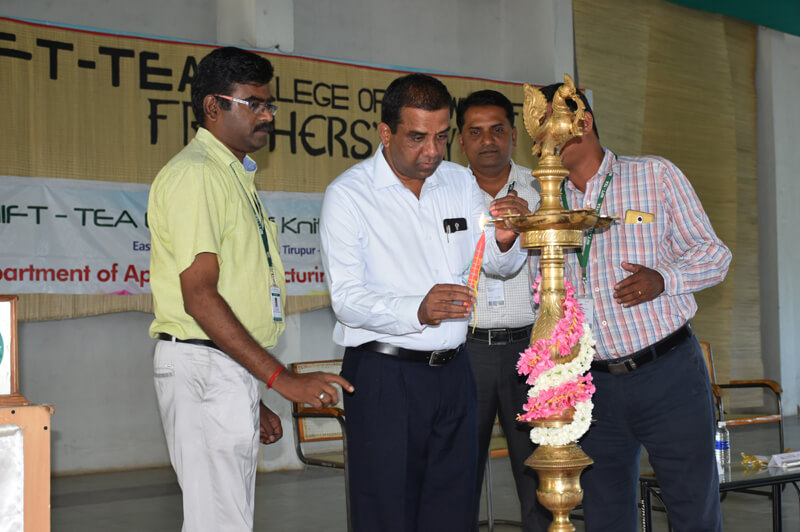 """Merch"" Association Inauguration and Fresher's Day Celebration"