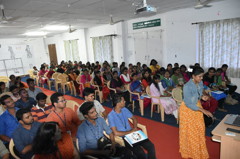 Interaction session on DESIGN COLLECTION
