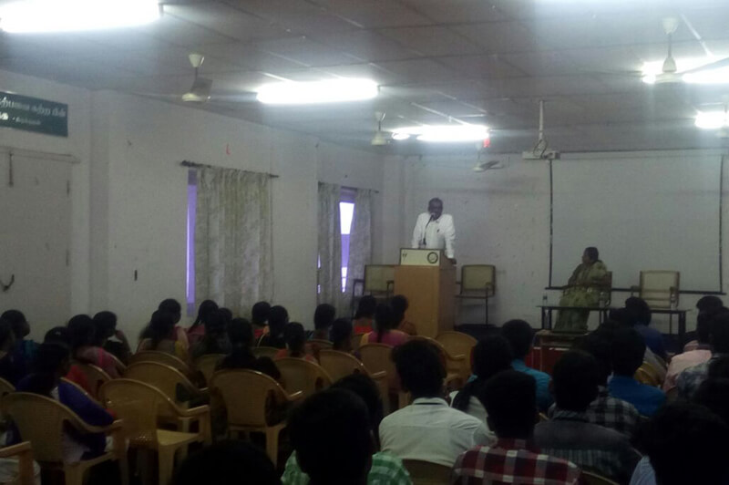 "Guest Lecture on ""Compending of issues in cyber law"""