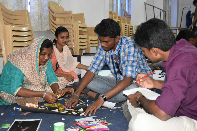 "One Day Workshop on ""Ocular Merchandise"""
