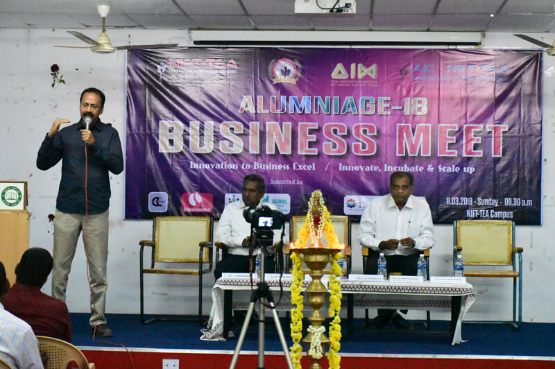 Alumniage 2018 - Business Meet