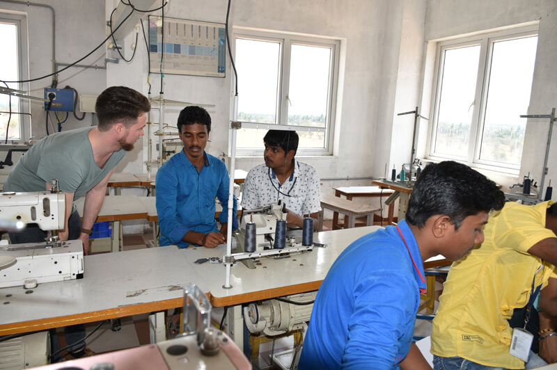 Germany - B5 Nurnberg School Students Visit