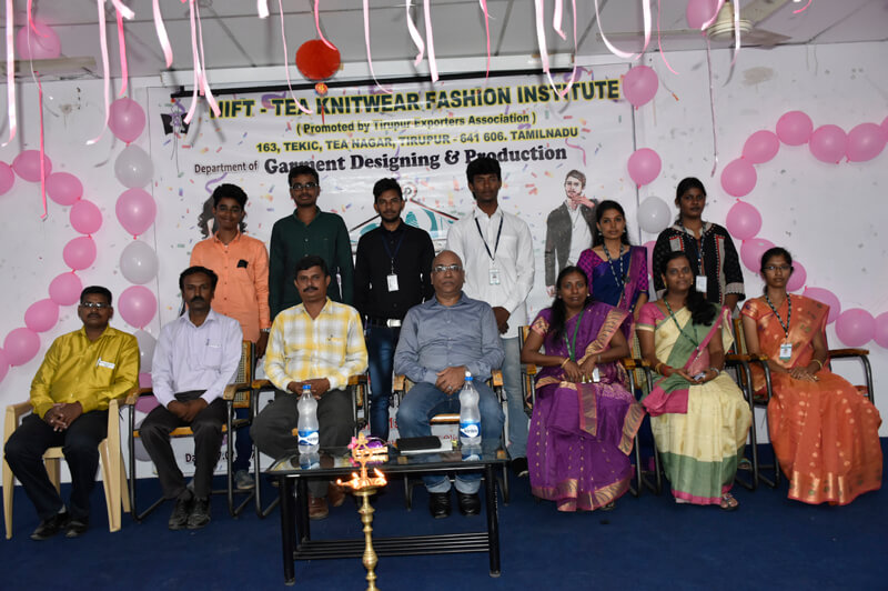 "INAUGURATION OF DEPARTMENT ASSOCIATION ""LA PRENDA"" & FRESHER'S WELCOME CEREMONY"
