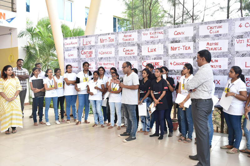 INDIA'S LARGEST ZENTANGLE FOR LIMCA BOOK OF RECORDS valedictory