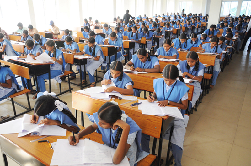 District Level Common Model Examination for +2 Students