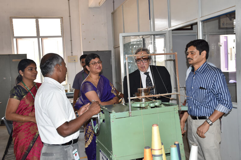 Education for New Zealand Students in NIFT-TEA - A preliminary meeting