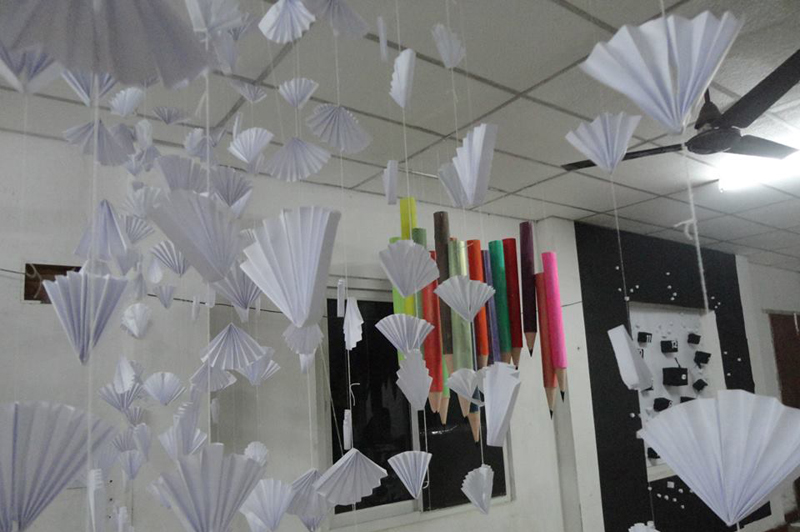 ILLUMINATION - A Visual Merchandising and Art Installation Display