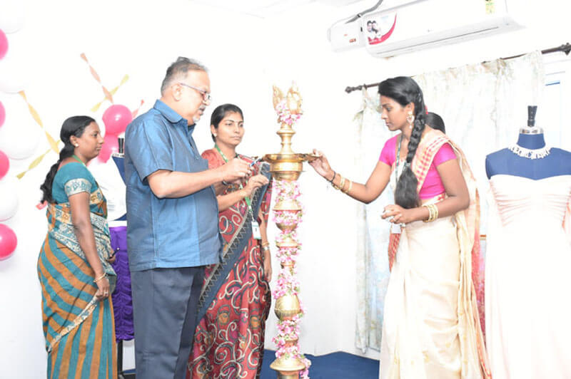Inauguration of Apparel Fashion Designing Department Association - SIRE