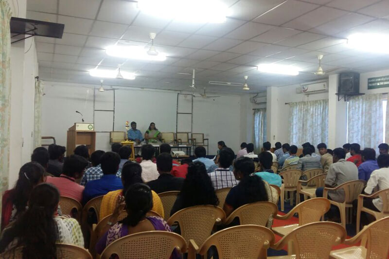 Interaction programme on Role of Merchandiser