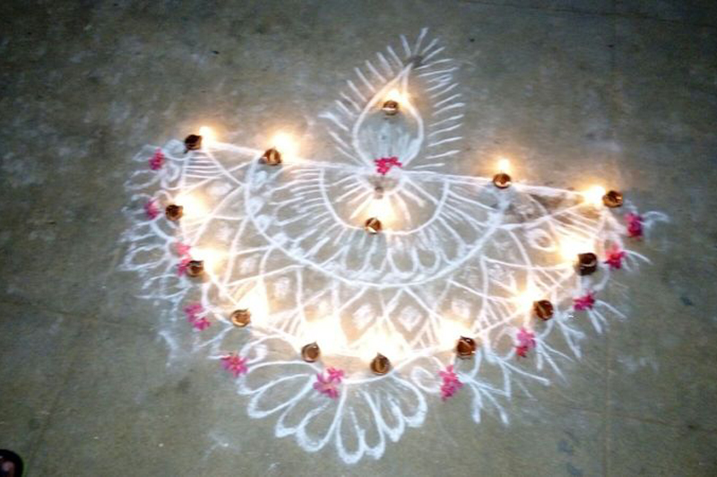 Karthigai Deepam Celebrations