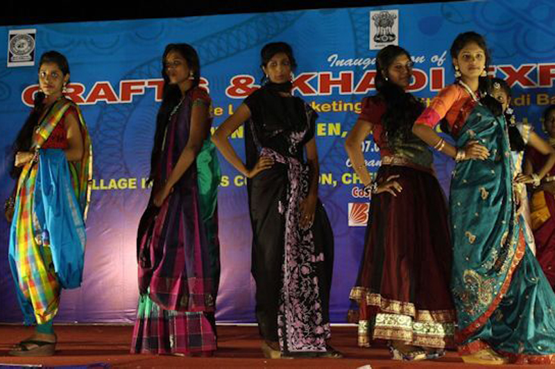 Khadi Fashion Show