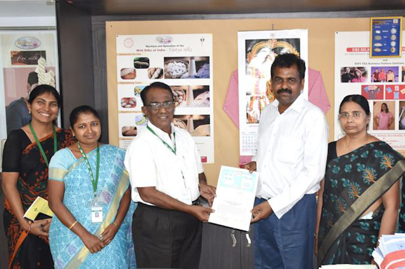MOU Signed with FRONTLINE MILLENNIUM SCHOOL