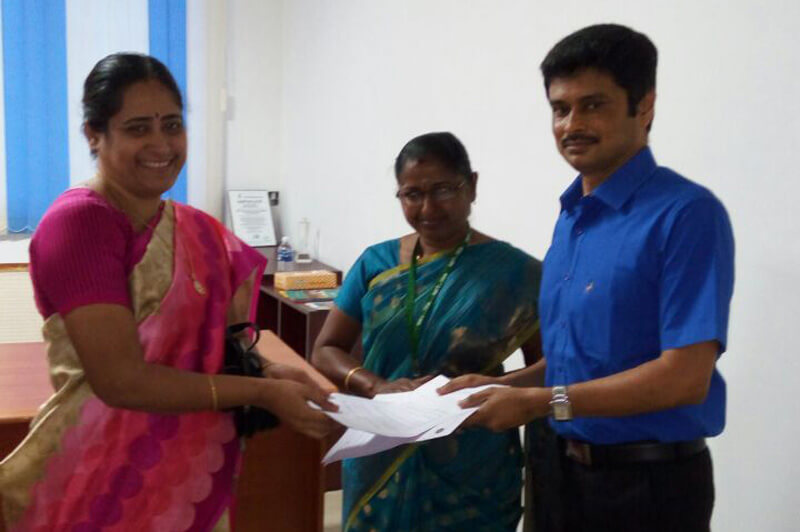 MOU with Bright Commerce Career Academy for Tally ERP 9 Training