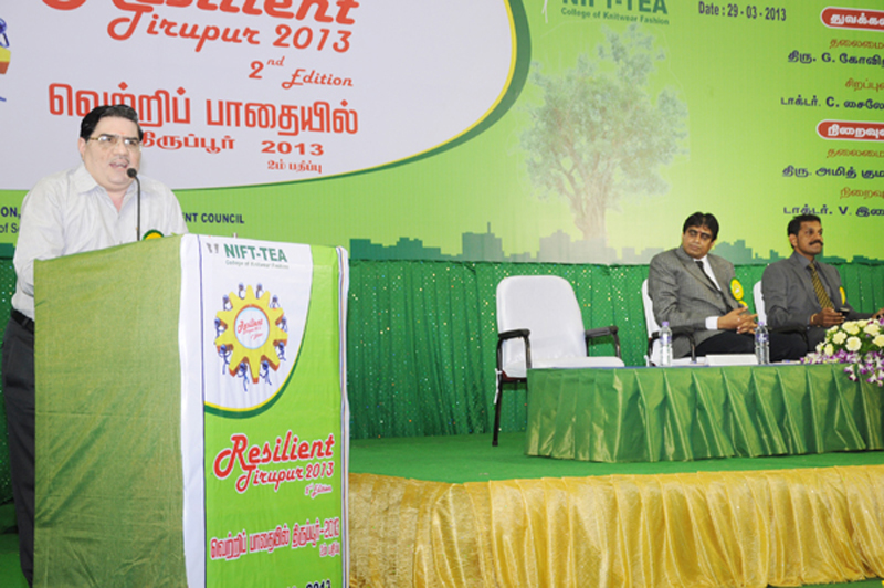 Resilient Tirupur - 2013 2nd Edition