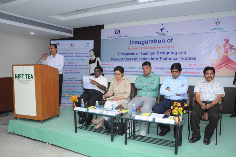 Two days Seminar cum Workshop on Prospects of Fashion Designing and Product Diversification
