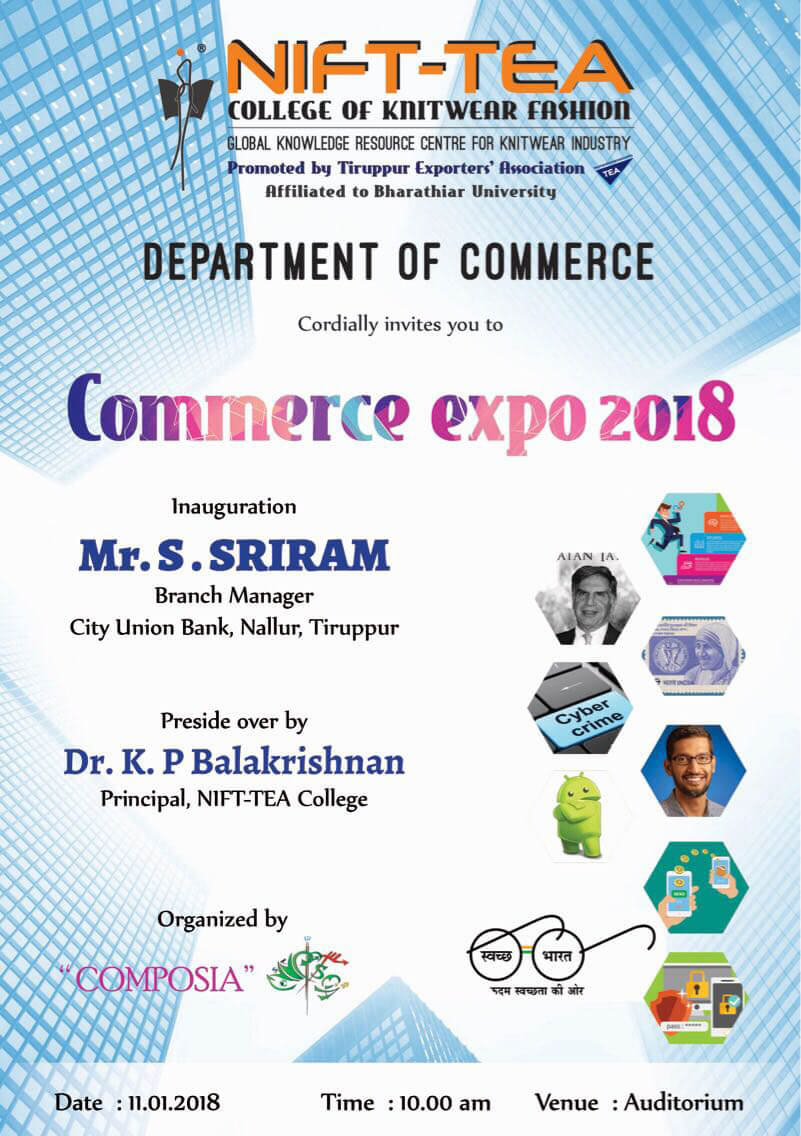 COMMERCE EXPO-2018
