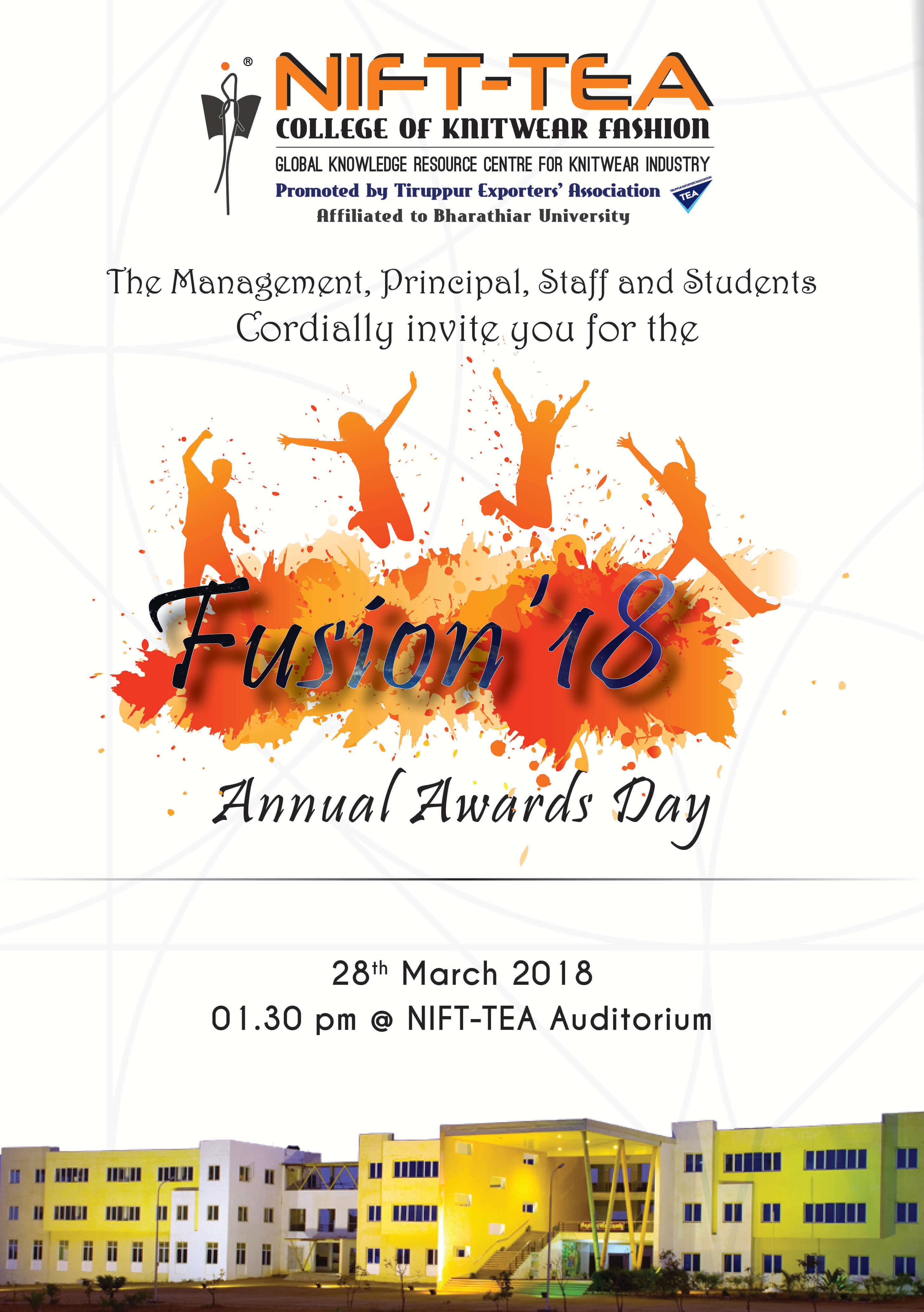 "Annual Awards Day ""FUSION 2018"""