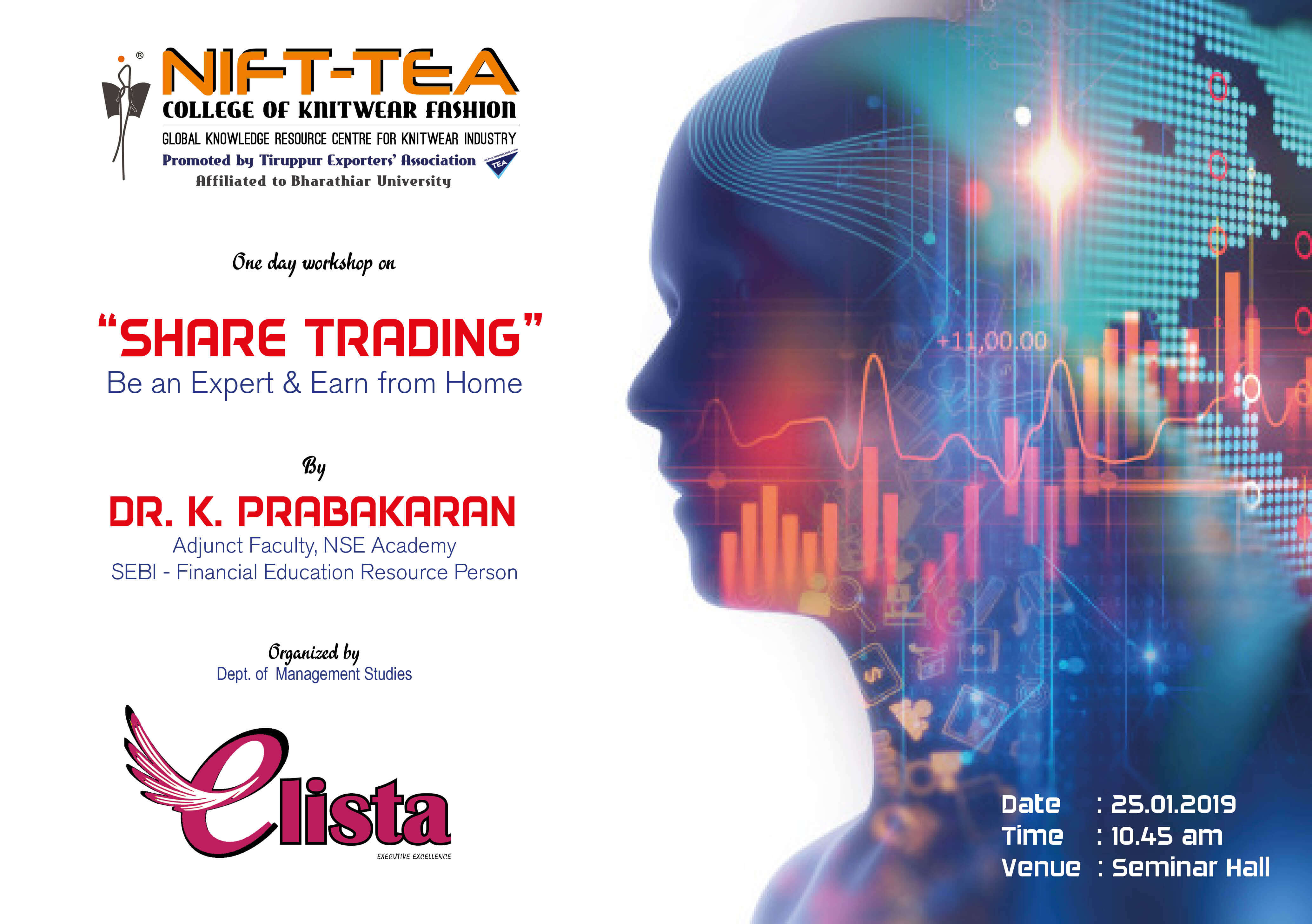 One Day Workshop on SHARE TRADING