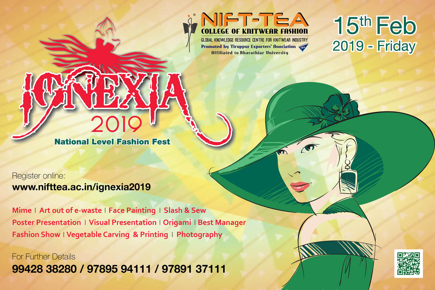 IGNEXIA 2019- National Level Fashion Fest